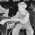 Coal_miner's_child_in_grade_school._Lejunior,_Harlan_County,_Kentucky._-_NARA_-_541367