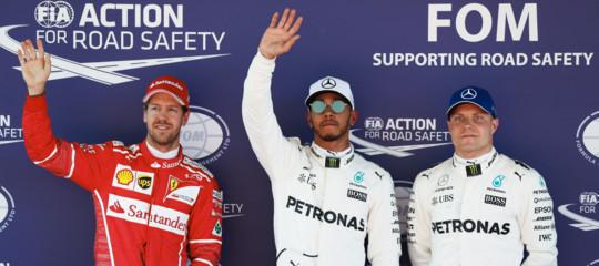 La differenza tra Hamilton e Vettel sta tutta nei numeri. Un'analisi